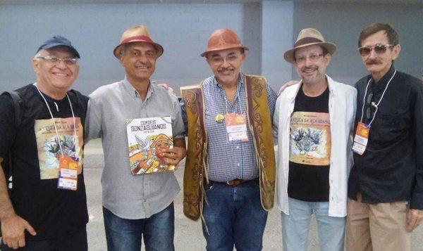 Cordel na XII Bienal Internacional do Livro no Ceará