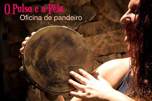 Percussionista baiana Wive Melo